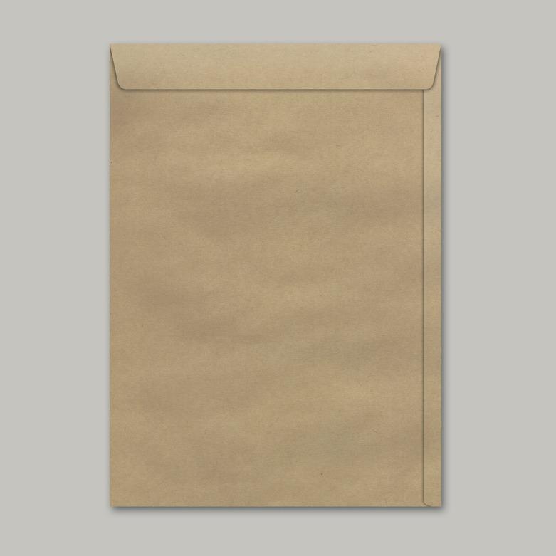 Envelope saco kraft 31 x 41 80grs unid.