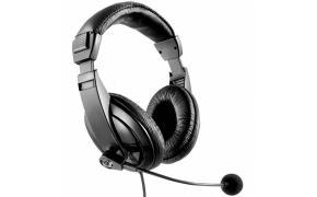 Headset com microfone PH049 Multilaser unid.
