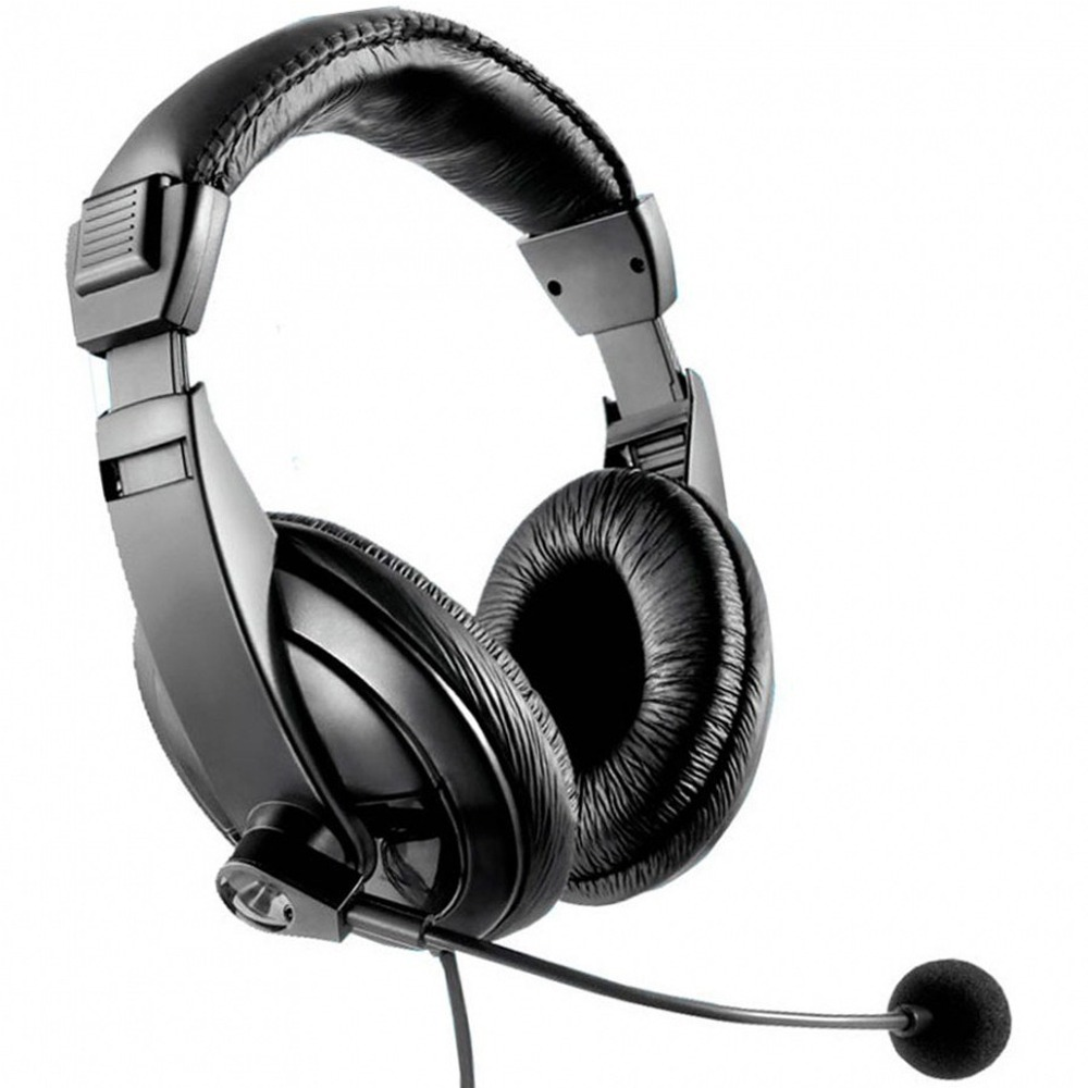 Headset com microfone PH049 Multilaser unid.