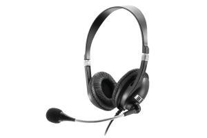Fone de ouvido com microfone Acoustic Multilaser PH041 unid.