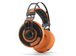 Fone de ouvido HeadPhone Pulse laranja PH243 Multilaser unid.