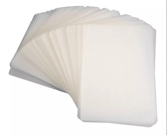 Plástico para plastificação Pola Seal 303 x 426 0.5 A-3 YIDU pacote 100 unid.