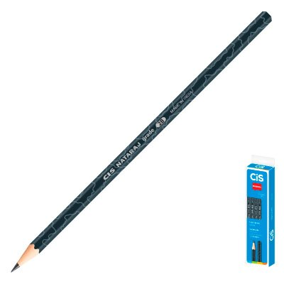 Lápis preto 6B Grade CIS unid.