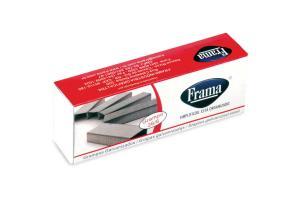 Grampo 26/6 Galvanizado 9567 Frama caixa com 5000 unid.