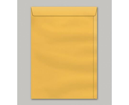 Envelope saco ouro 16 x 22 80 grs