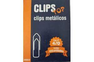 CLIPS N-4/0 C/ 400 UNDS CLIPS TOP CX