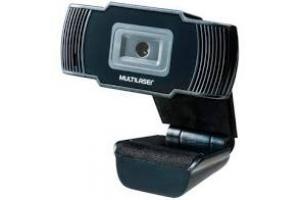 WEB CAM HD 720P C/ MICROFONE INTEGRADO USB AC339 MULTILASER UND