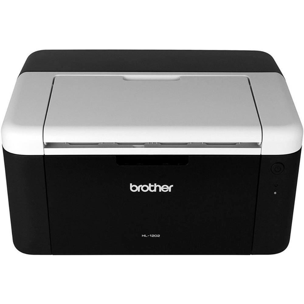 Impressora Laser Mono Brother HL-1202 unid.
