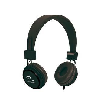 Fone de ouvido com microfone Headfun Multilaser PH115 unid.