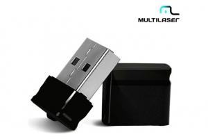 Pen Drive Nano 8GB USB Multilaser PD053 unid.