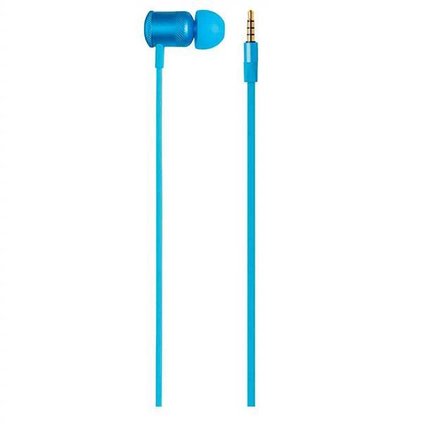 Fone de ouvido Neon Pulse azul Multilaser PH187 unid.