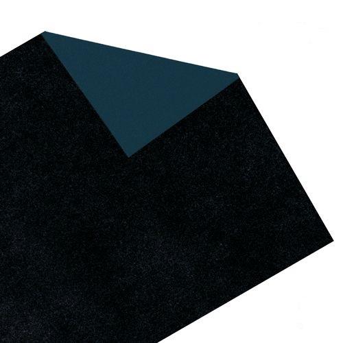 Carbono para riscos e bordados 44 x 66 preto Printers pacote com 10 folhas