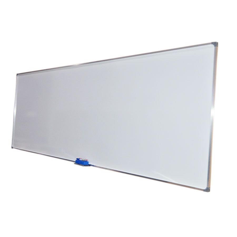 Quadro branco moldura alumínio 200 x 120 5208 unid.