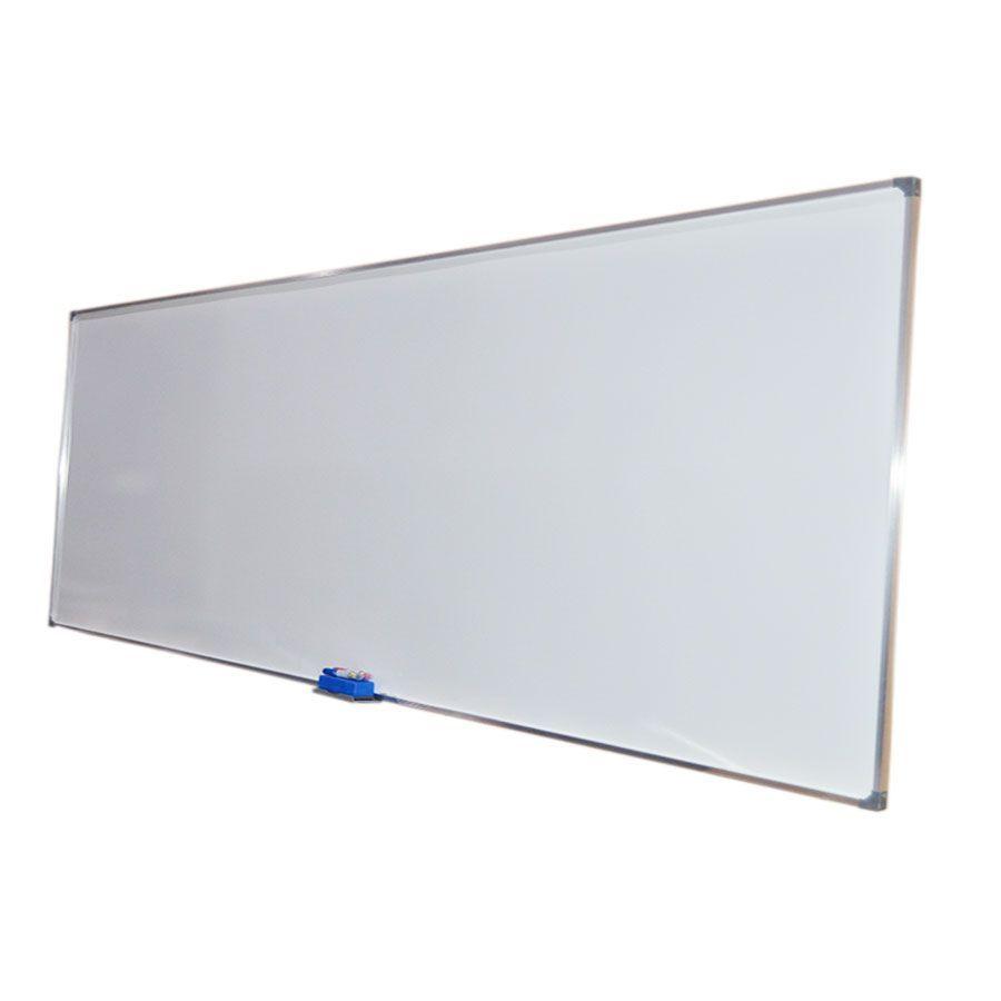 Quadro branco moldura alumínio Standard 300 x 120 5111 unid.