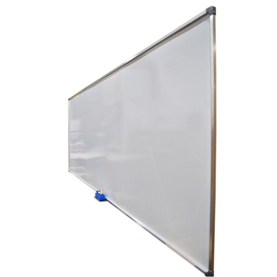 Quadro branco moldura alumínio 300 x 120 Standard 9380 Stalo unid.