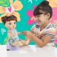 Baby Alive primeiro peniquinho morena E0610 Hasbro