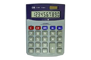 Calculadora de mesa 10 dígitos C-205 CIS