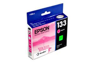Cartucho de tinta T133320 5ml Magenta Epson unid.