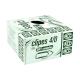 Clips Galvanizado N 4/0 Acc caixa com 500 G