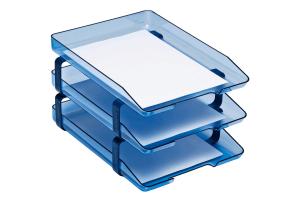 Caixa Correspondência tripla 945 azul Acrimet unid.