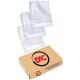 Plástico para pasta catálogo s/ furo 0.14/0.15 grosso 075 DAC unid.