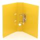 Pasta AZ ofício lombo largo com bolsa 1020 amarela Chies unid.