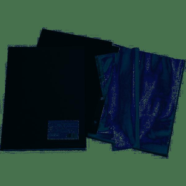 Pasta Catálogo 50 plásticos médio luxo 1053 DAC unid.