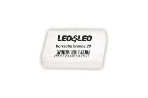 Borracha branca 20 Leo e Leo 4420 Leonora unid.