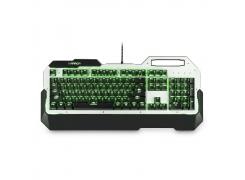 Teclado Warrior Gamer Mecânico com LED USB Multilaser TC217 unid.