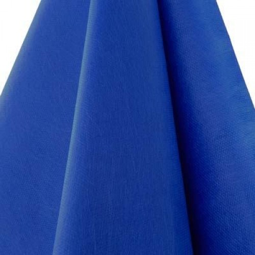 Plástico TNT 1,40 largo azul marinho rolo 50 metros Santa Fe