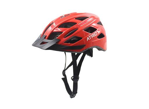 Capacete para Ciclismo LED 2 M/G BL104/108 cores Atrio unid.