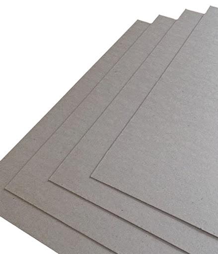 Papel Paraná 1,1mm 80 x 100 Cinza unidade